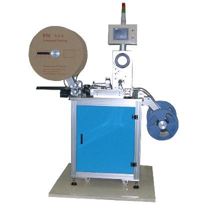 Fully Automatic Tape Reel Machine (Dual Head)