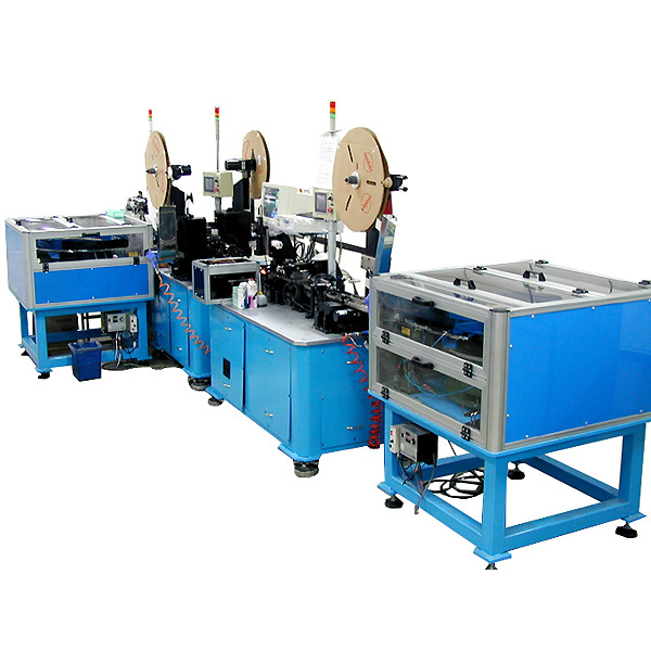 FPC connector Production Machine