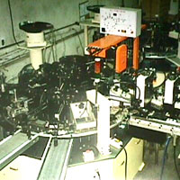 Video Cassette Assembly Machine
