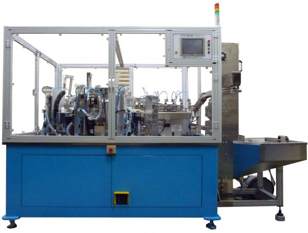 Pin Mark Seam Buffing Machine